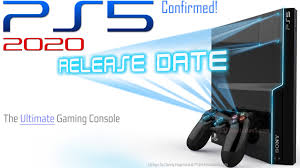 playstation 5 ps5 release date all