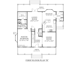 two story house plans with master bedroom on first floor flooring