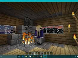 Bedroom  Wonderful Minecraft Non Flammable Blocks Minecraft Fireplace In Minecraft