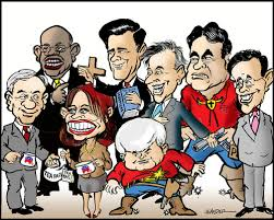 Image result for AMERICAN ELECTION CARTOON