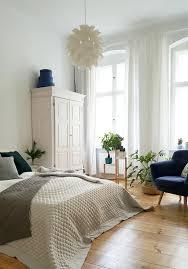 Schlafzimmer Skandinavisch Zimmerpflanzen Couch
