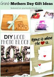 gift ideas for nana mothers day gift ideas grandma sonona co pertaining to diy