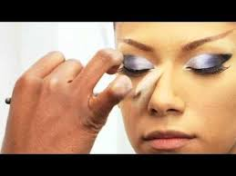 if you dare beyonce makeup tutorial video phone part eyes cheeks lips