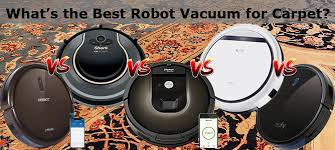 what s the best robot vacuum for carpet