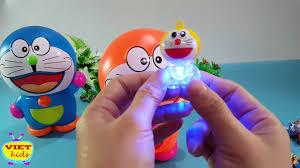 ☆Bóc Trứng Doraemon Khổng Lồ 2☆ VietKids - Video Dailymotion