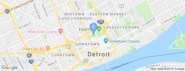 Seating Chart Comerica Park Detroit Mi Detroit Tigers Tickets Comerica Park