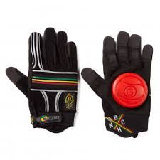 Sector 9 Bhnc Slide Gloves Rasta