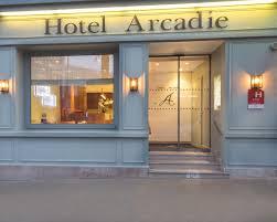 Hotel Edgar Quinet Hotel Arcadie Montparnasse Paris France Bookingcom