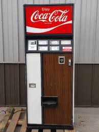 Dixie Narco Vending Machines Adorable Dixie Narco Coca Cola Vending Machine Featherlite Race Trailer