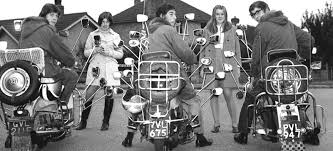 Image result for mod scooter mirrors