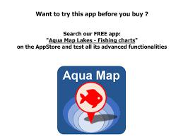 Free Fishing Charts Aqua Map Ontario Lakes Gps Hd Online Game Hack And Cheat