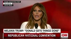 「trump family speech in the convention」の画像検索結果