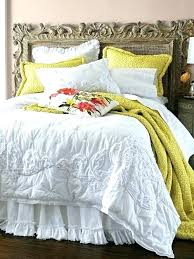 quilt sets classic bedding artisan home white yellow color set in de luxe deluxe area rug artisan home