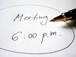 Image result for important meeting