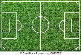 grass soccer field. Soccer Field With Artificial Grass - Csp10043722 L