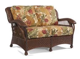 rattan loveseat cushions