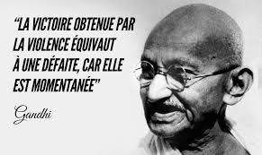 Top 15 Des Citations De Gandhi La Sagesse En Dhoti Topito