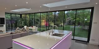 designer bifold doors frameless bi fold doors gallery all styles