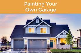 if you have a metal or wood door you can add a coat of paint to freshen up the look of your home the team here at neighborhood garage door of san