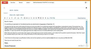 Format For Cover Letters T Format Cover Letters Examples Of Cover