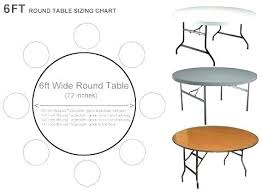 inch round tablecloth fits what size table measurements wonderful for 84 runner fall