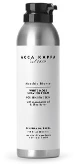 <b>Пена для бритья</b> White Moss для чувствительной кожи Acca Kappa