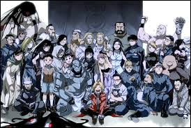 fullmetal alchemist full collection  sparknotes alchemist fullmetal alchemist anime full metal