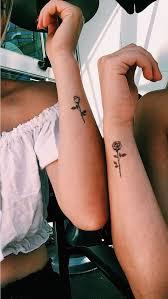 rose tattoo designs for wrist. Plain Rose Matching Small Rose Tattoos On Rose Tattoo Designs For Wrist