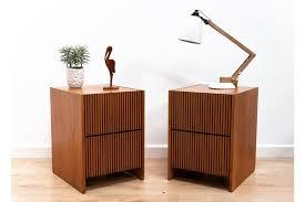teak retro furniture. Perfect Furniture Superb Mid Century Vintage Teak Retro Speakers Side Tables Bedsides 1960u0027s  Photo 1  For Furniture