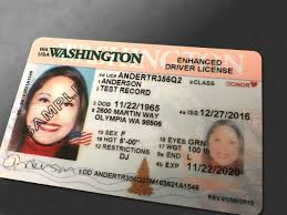 Getting There Upgrade Your Washington Drivers License Or