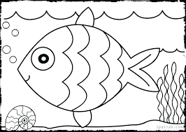 Easy Coloring Pages Animals Printable Posts Colouring Zoo Preschool