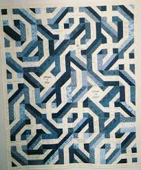 Wedding Signature Quilt - 9 patch, rail fence and strip block can ... & Wedding Signature Quilt - 9 patch, rail fence and strip block can rotate in  different Adamdwight.com