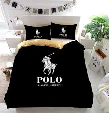 ralph lauren polo logo custom bedding