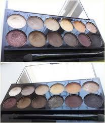 sleek makeup palette au naturel 601 mugeek vidalondon cosmetics sleek eye shadow palette i divine