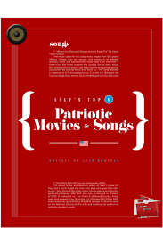 Hilton Head Magazines Ch2 Cb2 Lilys Top 5 Patriotic
