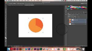 Infographic Tutorial Part 1 How To Draw A Pie Chart In Photoshop
