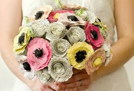Recycled Flower Paper Recycled Paper Flowers Images On Favim Com