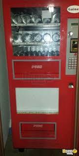 Vm 750 Vending Machine New New Listing WwwusedvendingiGainesVM48Electronic