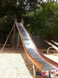 how to build playground slide this playground slide can give you a feel for building science