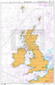 British Admiralty Charts Admiralty Chart 2 British Isles Todd Navigation