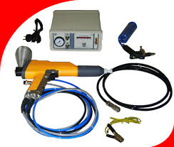 new jp80 electrostatic powder coating painting equipment industrial sprayer