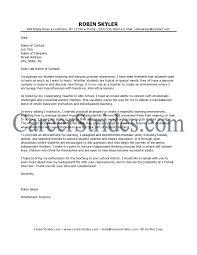 Elementary Teacher Resume Cover Letter Examples Resume Template