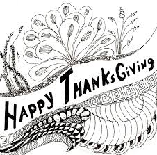Small Picture Adult coloring page thanksgiving Happy Thangsgiving 1