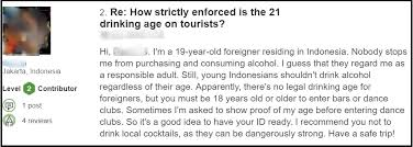 For Actually Good Be Drinking Malaysia's Us 21 Age New Could