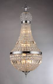 astonishing french empire chandelier at restoration hardware crystal look for less