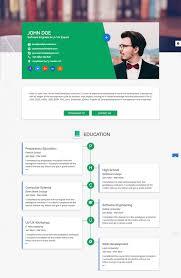 Best Resume Websites Free Resume Website Templates Download Samples Examples
