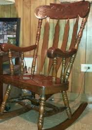large solid wood carved rocking chair collectors weekly antique wooden uk qhmr8fd3 4tcacpnl
