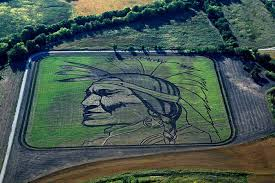 earth works art the colossal earthworks of stan herd twistedsifter