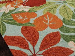 ikea hampen rug nourison industries area collections suzani orange aqua fl rugs shabby chic target french flower shaped rugs kids area like