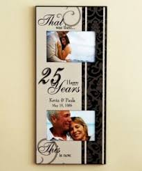 25th anniversary gift ideas for your pas do it yourself anniversary gifts anniversary and wedding anniversary gifts
